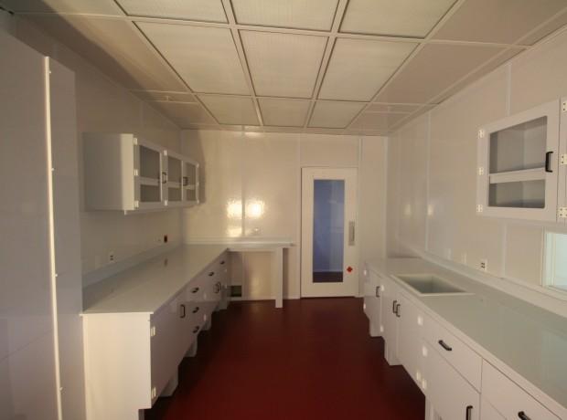 آشنائی با اتاق تميز - کلیات اتاق تمیز -اصول طراحی اتاق تمیز