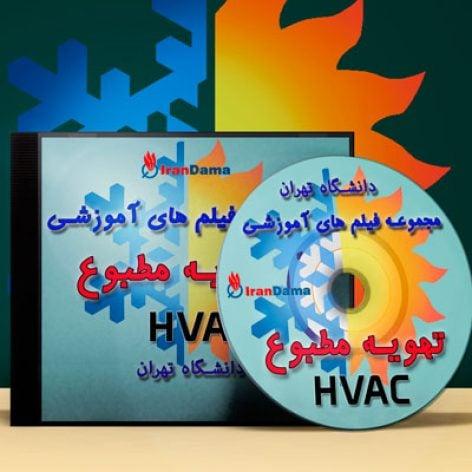 ویدئو های آموزشی تهویه مطبوع
