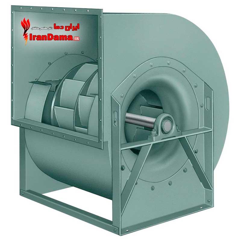 جزئیات اجرایی نصب انواع فن تهویه (exhaust fans)
