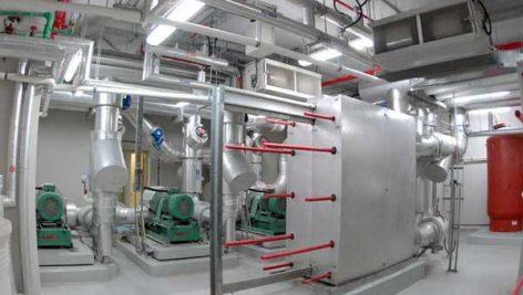 آشنایی با سیستم ها و تجهیزات تاسیسات بیمارستان