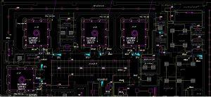 نقشه تاسیسات برقی بیمارستان 81 تختخوابی همراه با فایل های محاسبات روشنایی خروجی نرم افزار DIALUX ، طراحی و محاسبه بانک خازنی ، محاسبات سایزینگ کابل های ارتباطی ،ظرفیت الکتریکی مدارات و تابلوهای برق